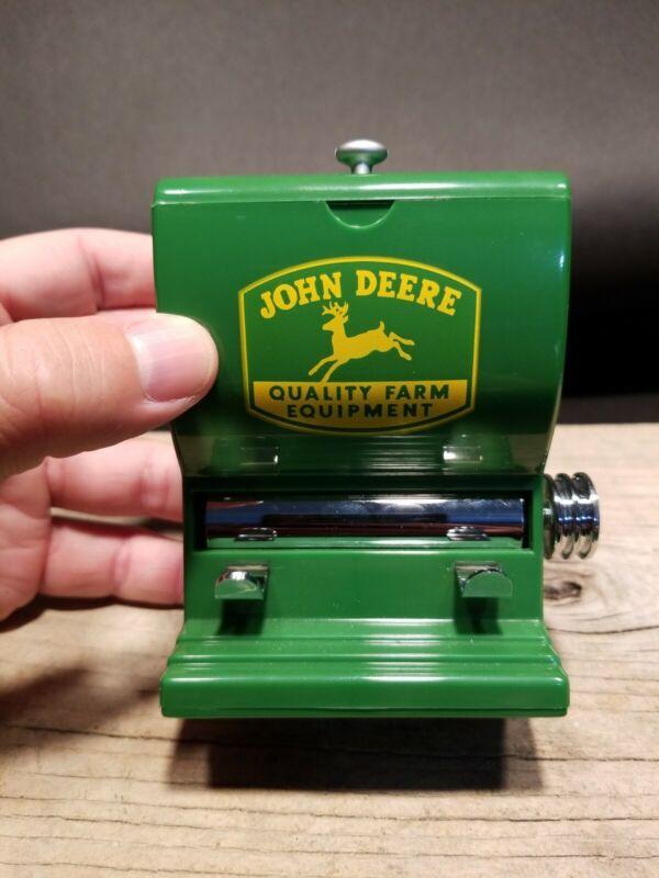Vintage Style John Deere Toothpick Dispenser