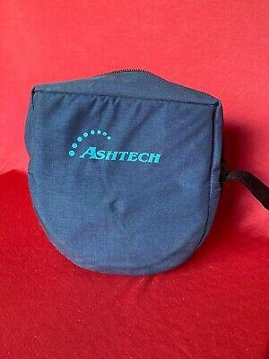Ashtech Zipper Padded Storage Bag For Prism Tribrach Surveying Equipment