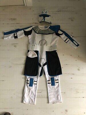 Boys star wars costume 5-8years