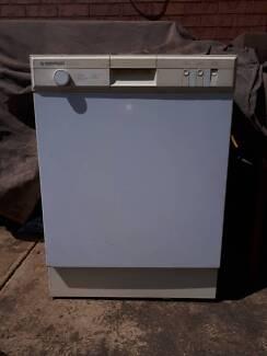 Dishwasher used