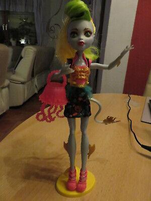 Original Monster High Puppe CCB39 - Monster High Lagoona Puppe