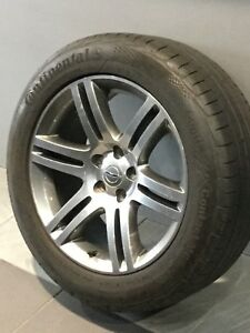 """CHRYSLER 300 300C 18"""" GENUINE ALLOY WHEELS AND TYRES Carramar Fairfield Area Preview"""