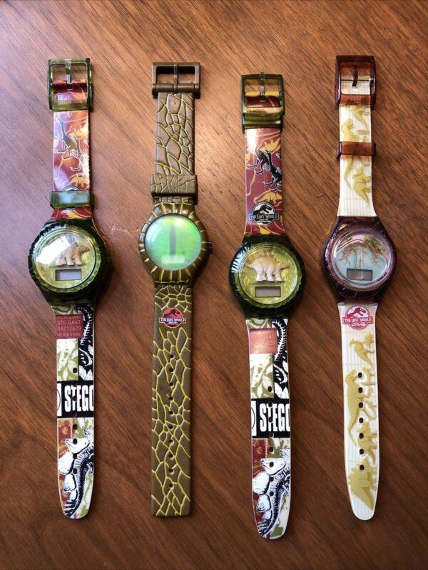 Lost World Jurassic Park Watch Lot