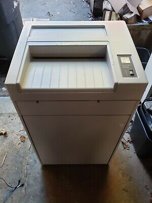 Destroyit 4000 Industrial Strip Cut Shredder 4667