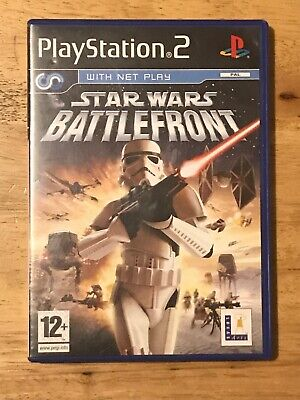 Sony PlayStation 2 PS2 - Star Wars: Battlefront