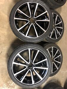 225/40/ZR18 Bmw rims and tires