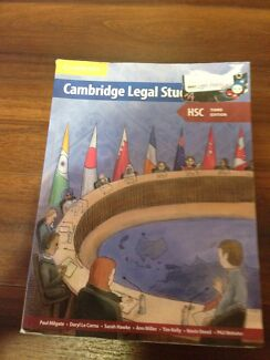 Cambridge Legal Studies HSC 3rd Edition Coogee Eastern Suburbs Preview