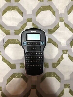 Dymo Handheld Label Maker 160 With Cartridge And New Batteries Included.