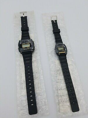 Matching Men's and Women's Vintage Digital Wrist Watch Water Resistant New