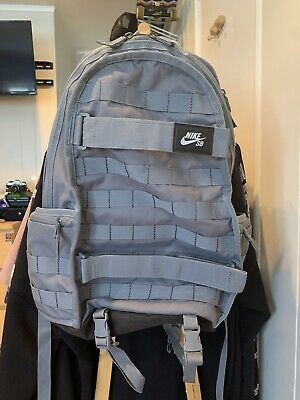 Nike SB RPM Backpack - Skateboard Straps - Cool/Dark Gray - BA5130-037