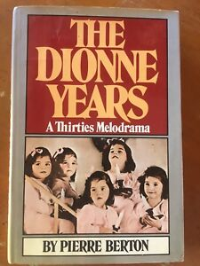 The Dionne Years Collectors Book