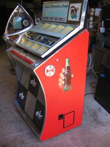 Seeburg Stereo Jukebox AY160  2 year Warranty