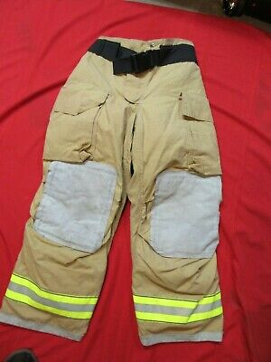 Mfg. 2012 Globe Gxtreme 36 X 30 Firefighter Turnout Bunker Pants Fire Rescue