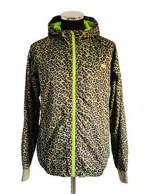 Humör 'Cheetah' Print Ripstop Shell KEANU Jacket - Medium - NWT - RARE