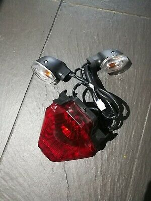 <em>YAMAHA</em> R3 REAR LIGHT AND INDICATORS