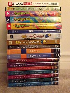 DVD's, & PlayStation 1, 2, 3 & 4 Games
