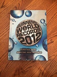 Guinness World Records 2012 Edition