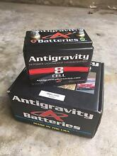 Antigravity 8 cell lithium battery used once for NX650 scrambler Wollstonecraft North Sydney Area Preview