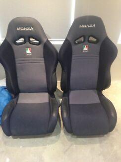 Datsun 1200 Ute seats Wellard Kwinana Area Preview