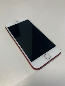 iPhone 7 256gb white and Red