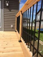 Are you looking for a deck,shed or fence built