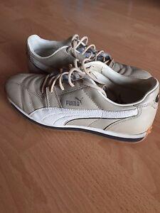 Leather Puma shoes Carlton Melbourne City Preview