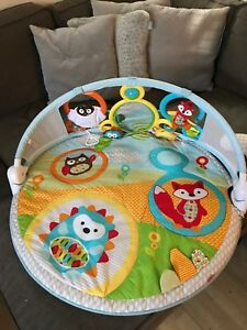 Skip hop baby activity gym play-mat