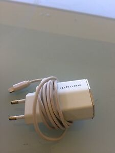 Apple charger for Nepal & India - Used Bli Bli Maroochydore Area Preview