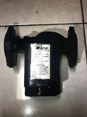 Taco 007-f5 Cast Iron Circulator Pump