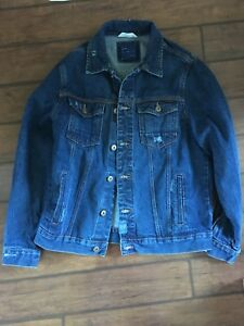 Zara Men's Jean Jacket
