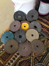 Dimond wet polishing pads & Dimond grinding wheel Daceyville Botany Bay Area Preview