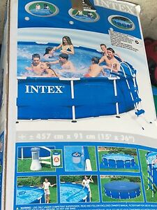 Intex above ground pool Safety Beach Mornington Peninsula Preview