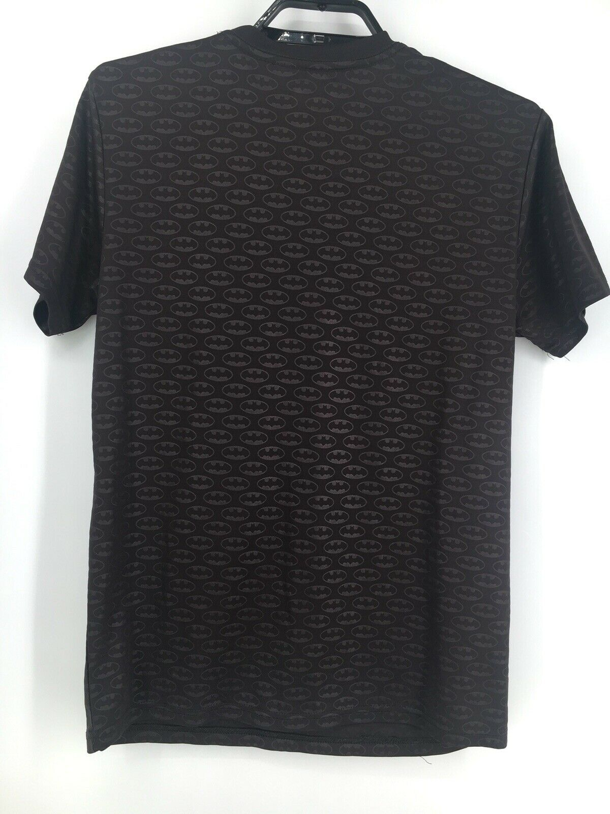 Batman Black T Shirt Mens Size S, Small - $18.55