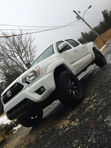 2015 Trd 6 speed Tacoma for trade