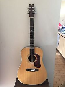 Washburn D14N steel acoustic guitar Frankston Frankston Area Preview