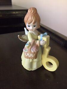 Russ Berrie Birthday Girl Figurine