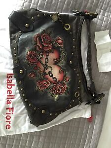 Authentic Isabel Fiore bag gucci prada chanel