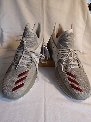 Adidas UK 16  D. LiIllard, Grey , New in box,  rare in this size, great looking