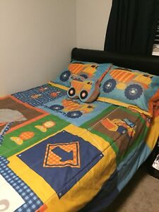 Bedding and Decor Set