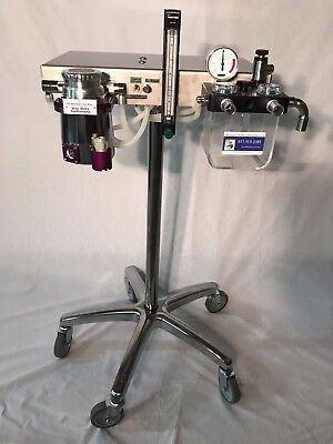 Anesthesia Machine Isoflurane Tec 3 Vaporizer - Veterinary  All New