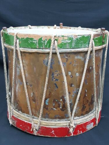 Authentic Civil War Era Henry Potter & Company Marching Snare Drum