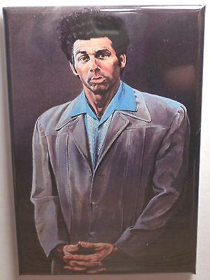 """Seinfeld Kramer Magnet 2"""" x 3"""" Refrigerator Locker"""