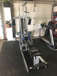 Weider universal gym