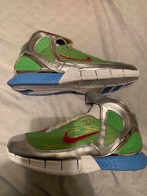 e1b0e27e7464 New Nike Air Zoom Huarache 2K5 Kobe Bryant Doernbecher Sz 11 BNIB From  2006