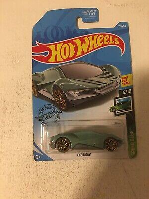 Hot Wheels | 2019 Speed Blur - Exotique 151/250 | New - CASE P