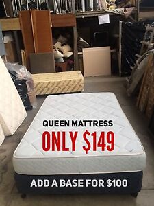 MATTRESS BLOWOUT - up to 90% OFF RRP Leumeah Campbelltown Area Preview