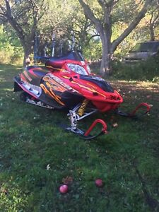2005 arctic cat f700