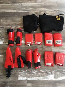 Kick boxing/Martial Arts Equipment