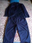 Navy suit jacket and pants Penrith Penrith Area Preview