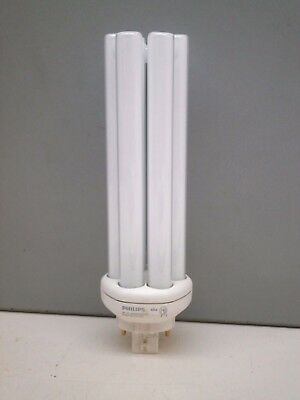 42w Compact Fluorescent Lamp - (6) Philips PL-T 42W/835/A/4P/ALTO Compact Fluorescent 42W Lamp Bulb 4Pin 3500K